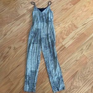 💙Geometric/Aztec print jumpsuit